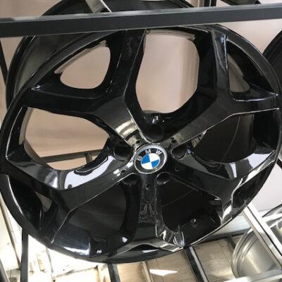 Car rim 5X120