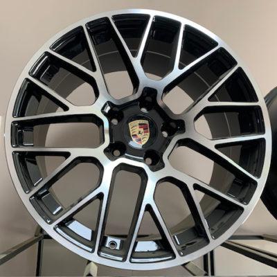 Car rim 5X130